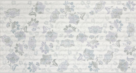 DESERT Decor Grafic Blanco 27x50 (bal = 1,22m2)