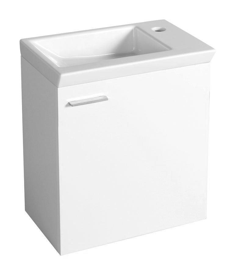 ZOJA umývadlová skrinka 44x50x23,5cm, biela