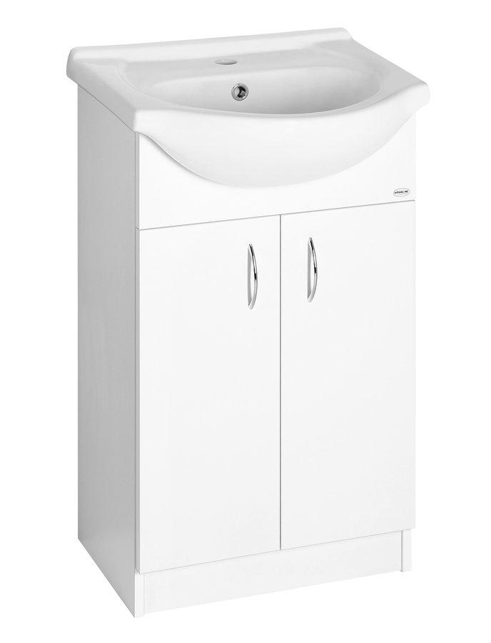 SIMPLEX ECO 55 umývadlová skrinka 53x83,5x30,7cm